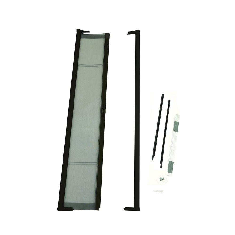 Retractable Screen Doors Exterior Doors The Home Depot