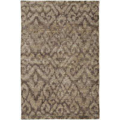 Williamsburg Tucker Fawn 9 ft. x 12 ft. Area Rug