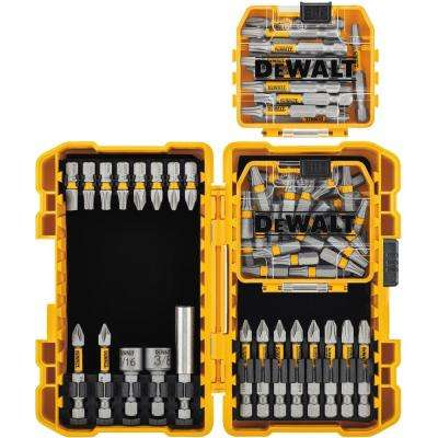 Steel Driving Bit Set (70-Piece)