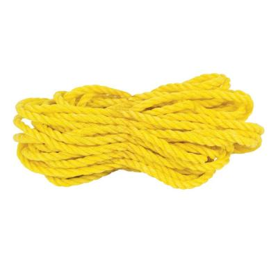 Everbilt 3/8 in  x 50 ft  Twisted Sisal Rope, Natural-73285