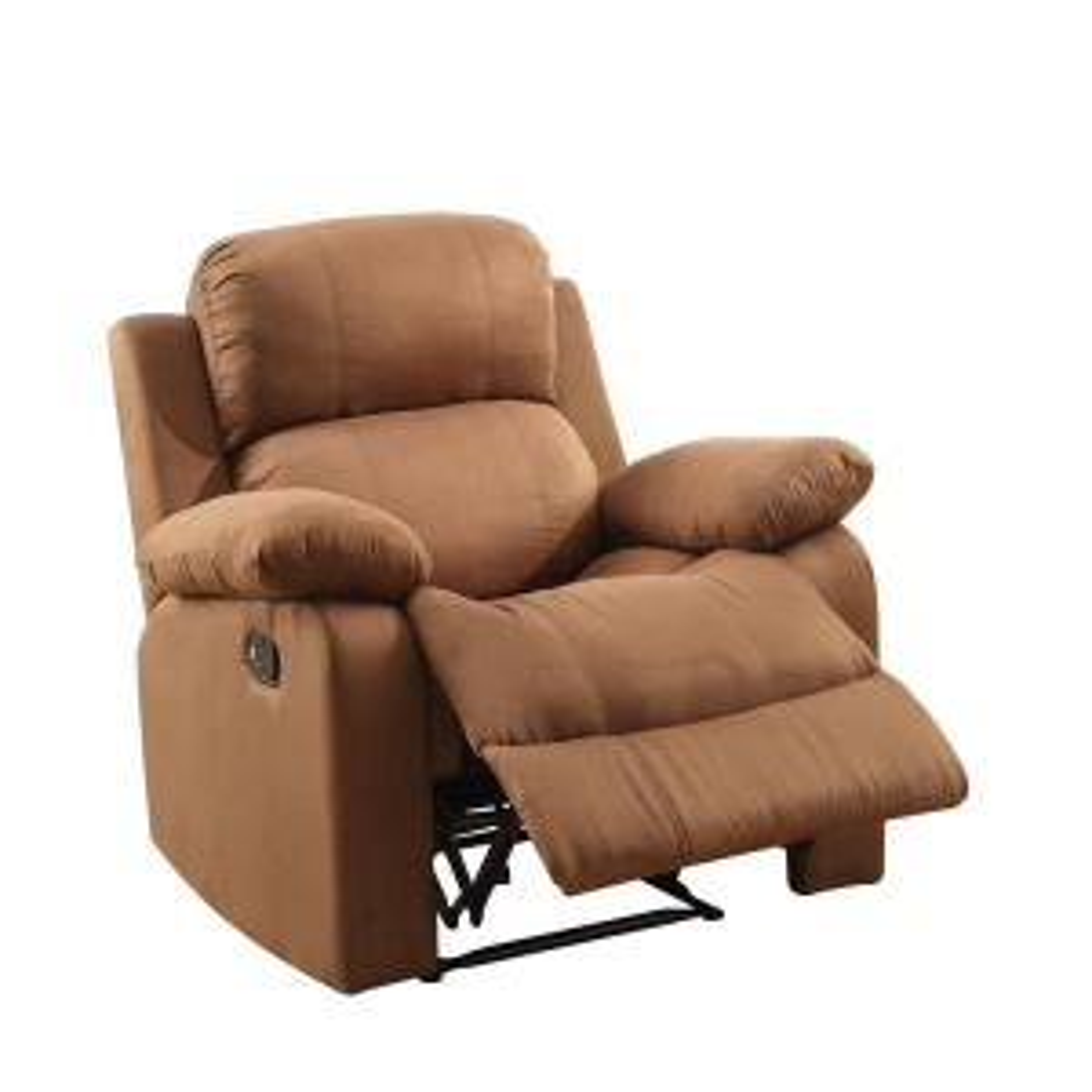 Acme Furniture ACME Parklon Brown Recliner by Acme Furniture