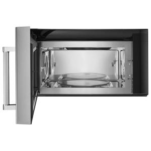 4 Kitchenaid 1 9 Cu Ft Over The Range Convection Microwave