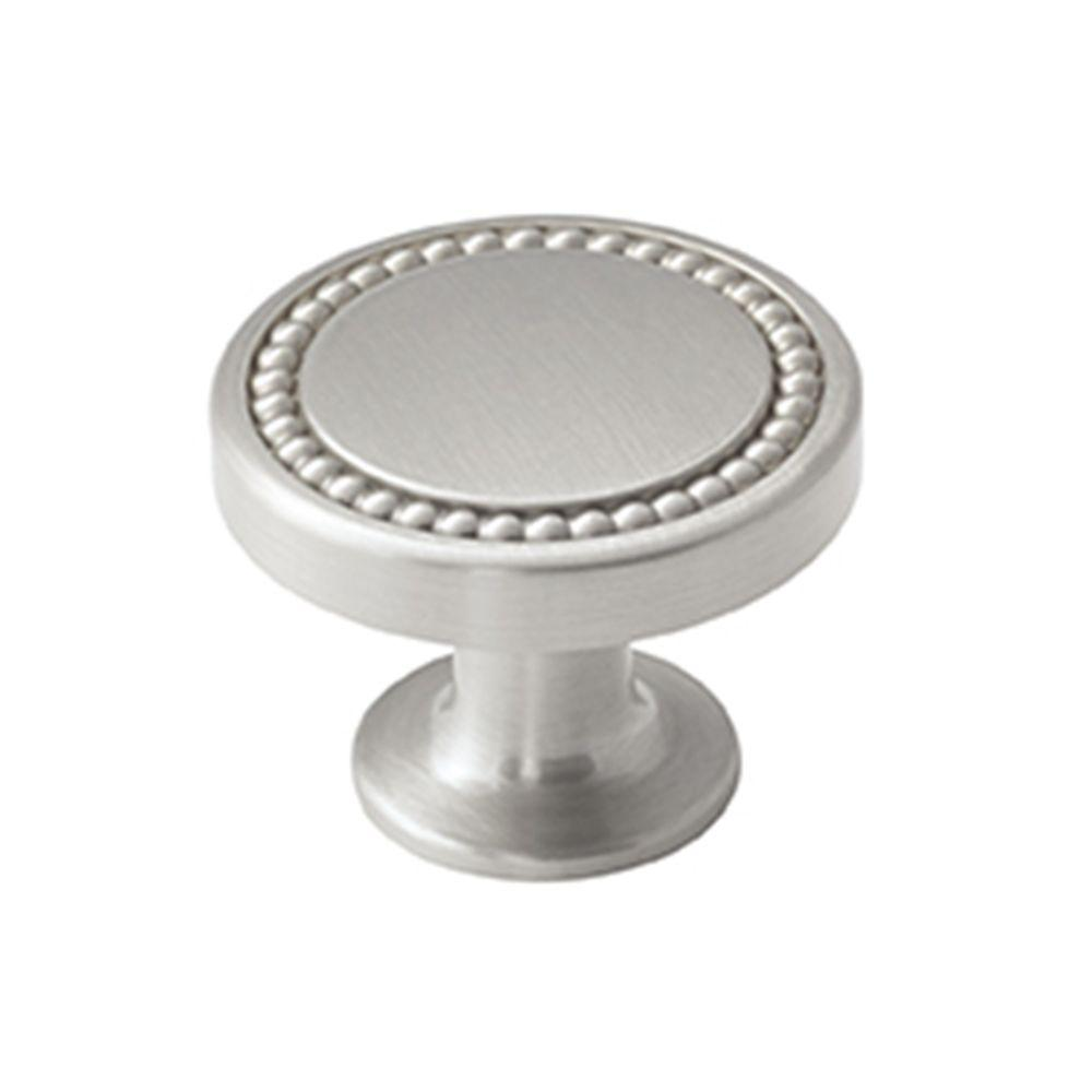 Carolyne 1-3/8 in. (35 mm) Polished Nickel Cabinet Knob