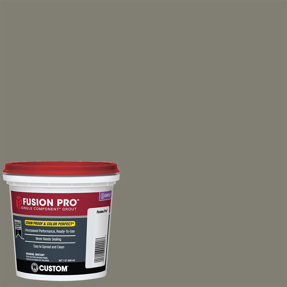 Fusion Pro #09 Natural Gray 1 qt. Single Component Grout