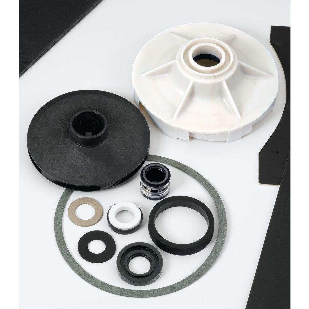 Parts20 Overhaul Kit for FP4112/FP4212 DW Jet Pumps