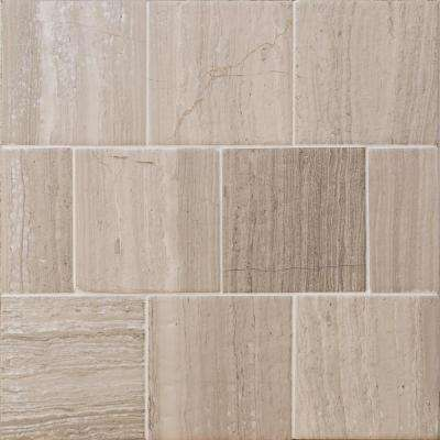 marble tile floor texture. Brushed  Kitchen Floor Marble Tile Natural Stone The Home Depot