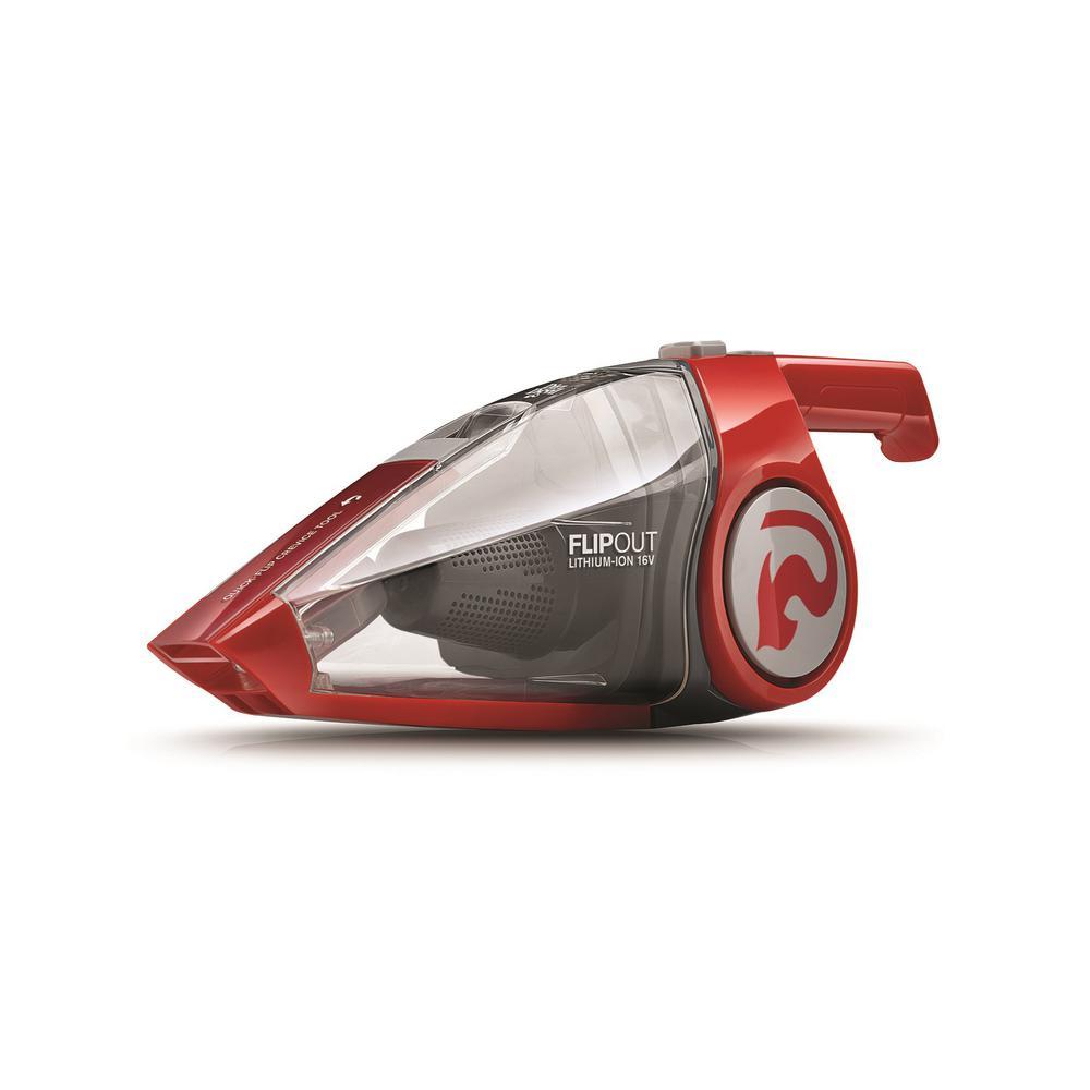 FlipOut 16-Volt Lithium-Powered Cordless Handheld Vacuum Cleaner