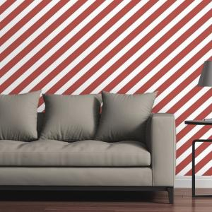 Diagonal Thick Lines By Circle Art Group Removable Wallpaper Panel