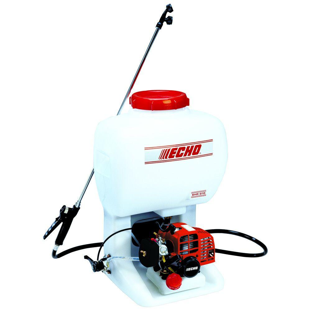ECHO Gas 5 Gal. Backpack Sprayer-DISCONTINUED