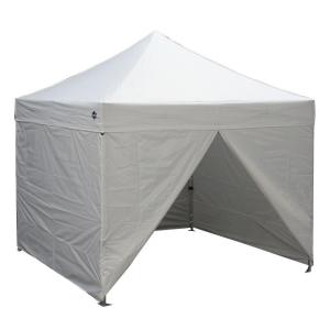 King Canopy 10 ft. W x 10 ft. D Goliath Commercial Fully Enclosed Instant Canopy by King Canopy