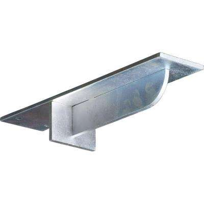 12 in. x 3 in. x 2 in. Steel Unfinished Metal Heaton Bracket