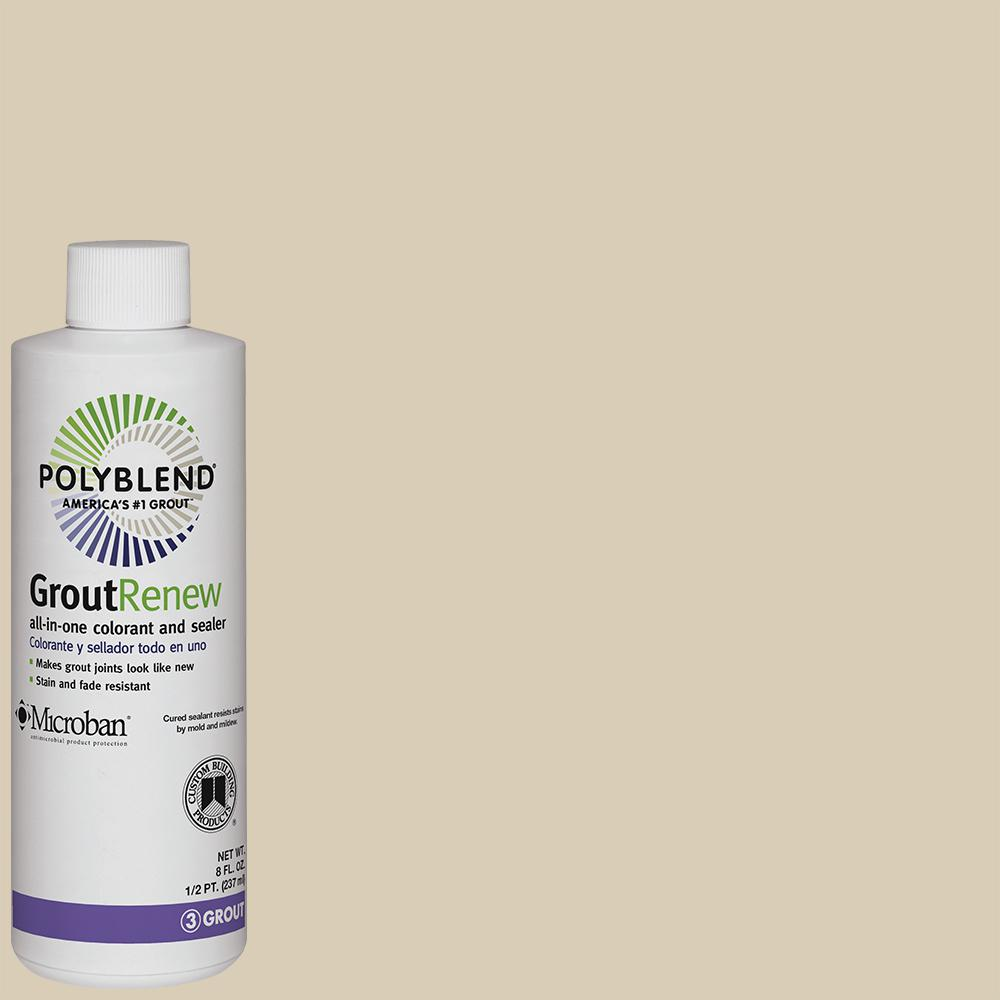 Custom Building Products Polyblend #10 Antique White 8 oz. Grout Renew Colorant