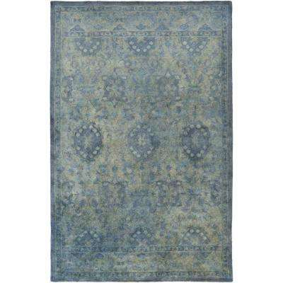 Parnua Slate 5 ft. x 8 ft. Indoor Area Rug
