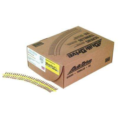 #8 2 in. Square Flat-Head Strong-Drive WSNTL Collated Subfloor Screw (2,000 per Pack)