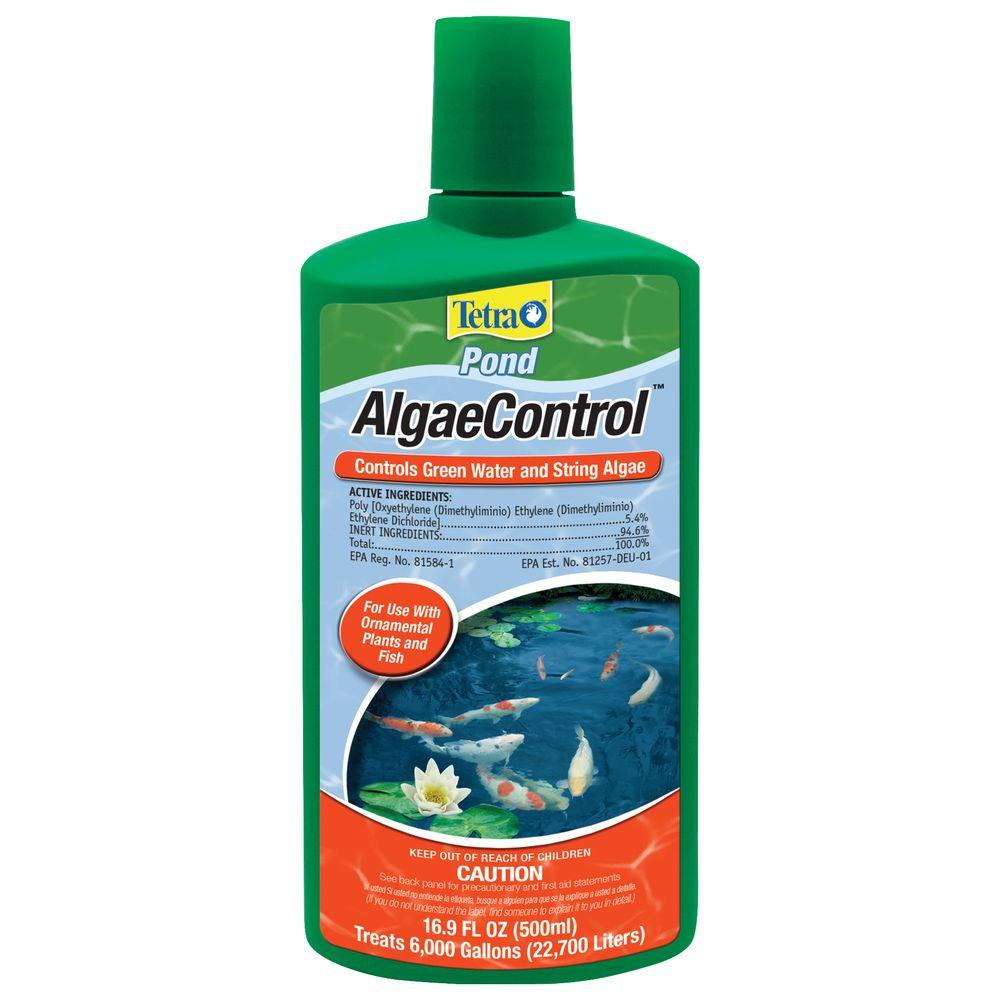 Tetrapond algae control 33 8 oz water treatment 77189 for Koi pond algae control