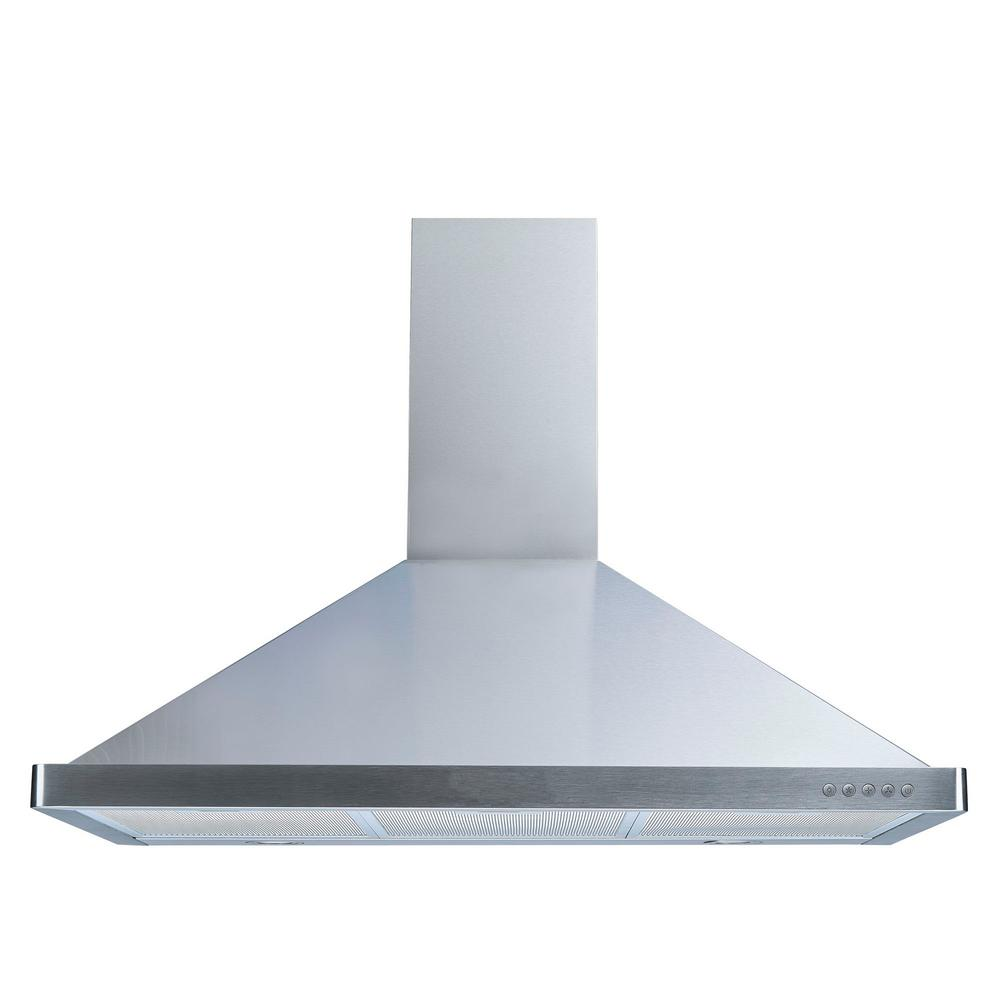 PREMIUM 30 in. Range Hood in Stainless Steel-PCH7704R - The Home Depot