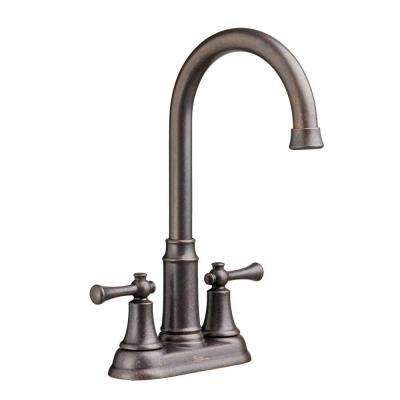 Portsmouth 2-Handle Bar Faucet in Oil Rubbed Bronze