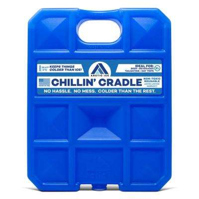5 lb. Chillin Cradle Cooler Ice Pack End Cap Single