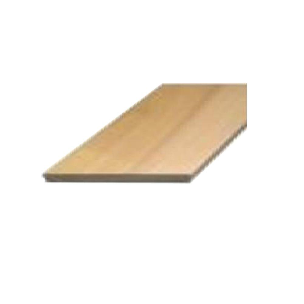 1 in. x 3 in. x 10 ft. Common Board