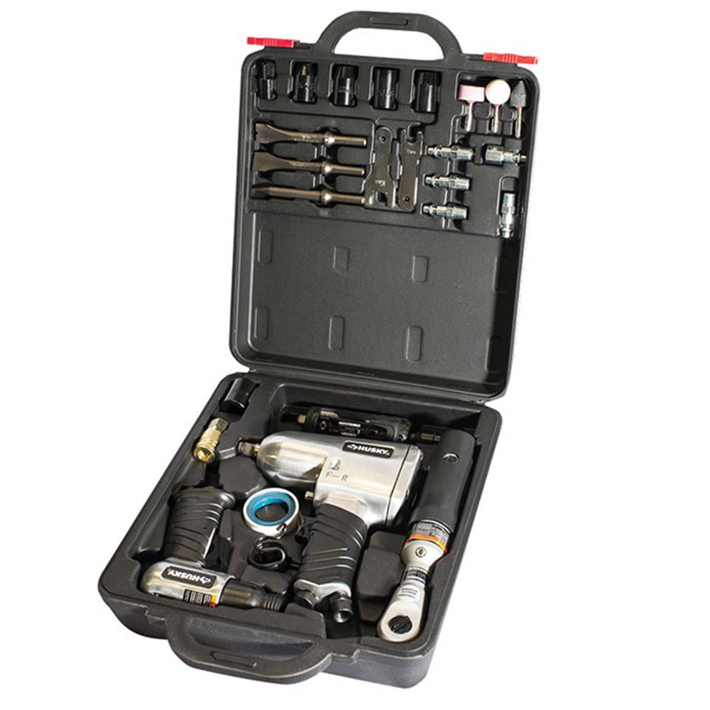 27-Piece Air Tool Kit