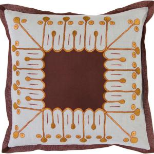 Artistic Weavers LovelyI 18 inch x 18 inch Decorative Down Pillow by Artistic Weavers