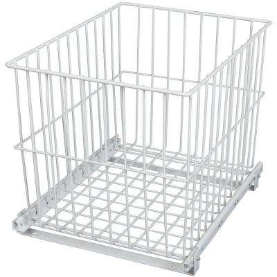 Roll Out Wire Hamper