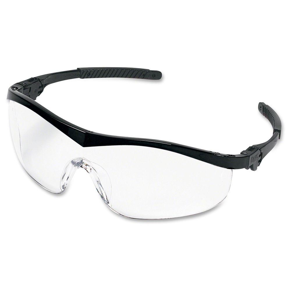 8adef0f8c0f MCR Safety Storm Eyewear (12 per Box)-RTSST110 - The Home Depot