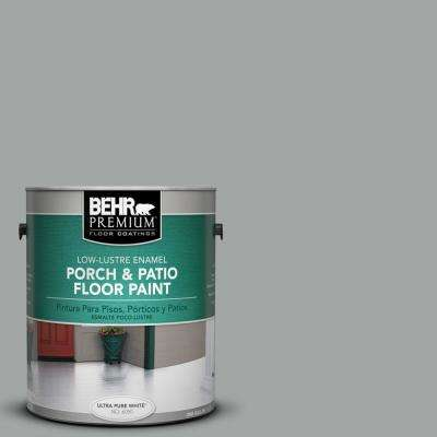 1 gal. #PPU25-16 Chain Reaction Low-Lustre Interior/Exterior Porch and Patio Floor Paint