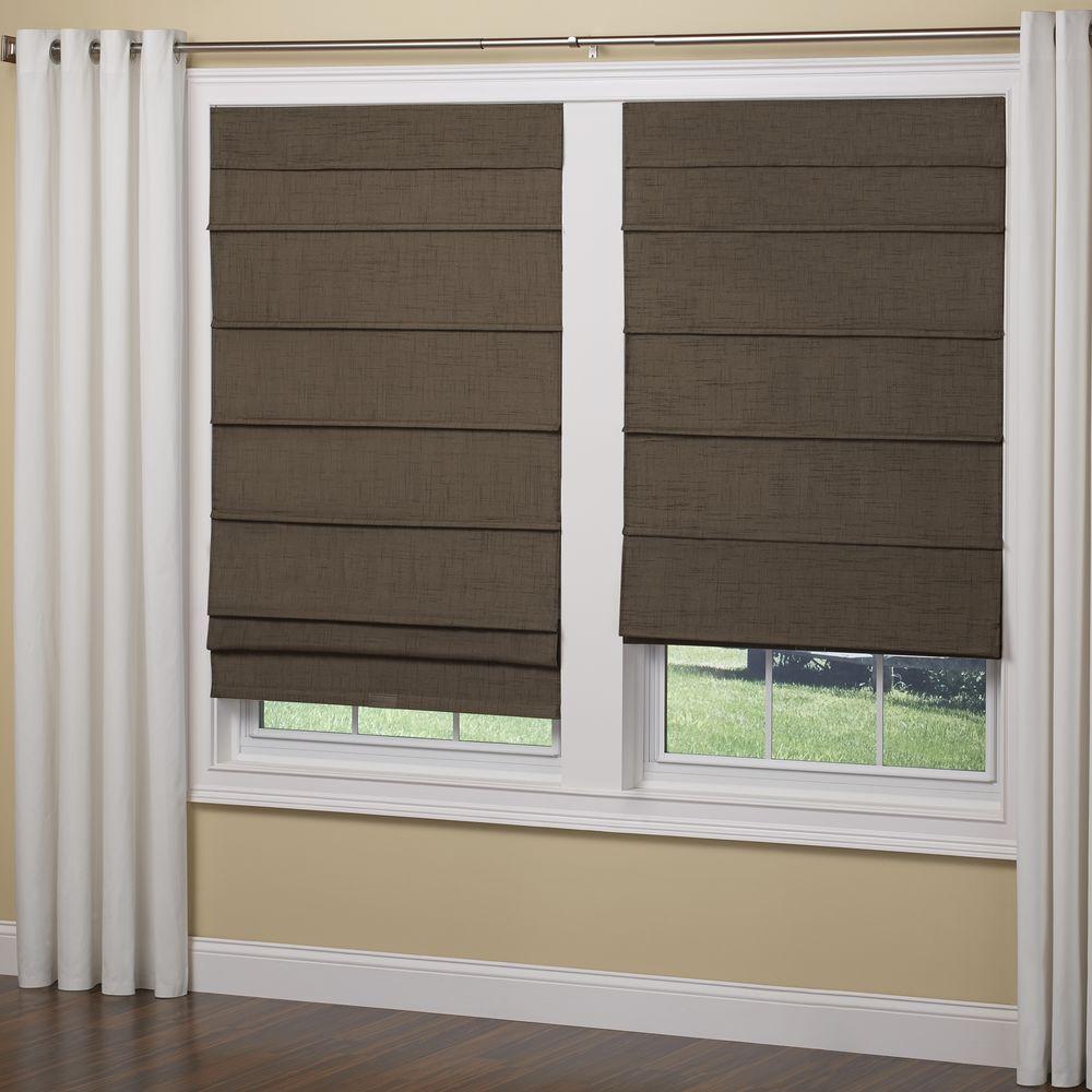 valance - shades - window treatments - the home depot