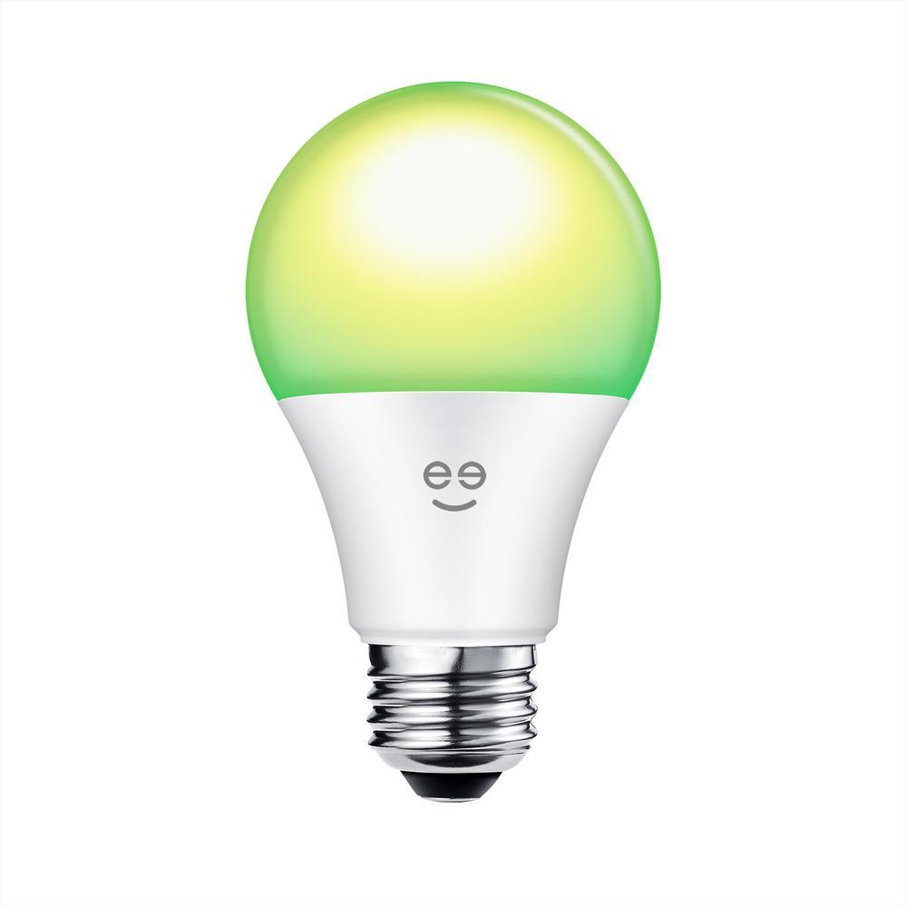 PRISMA 450 (45W Equivalent) Multi-Color A19 Smart LED Light Bulb