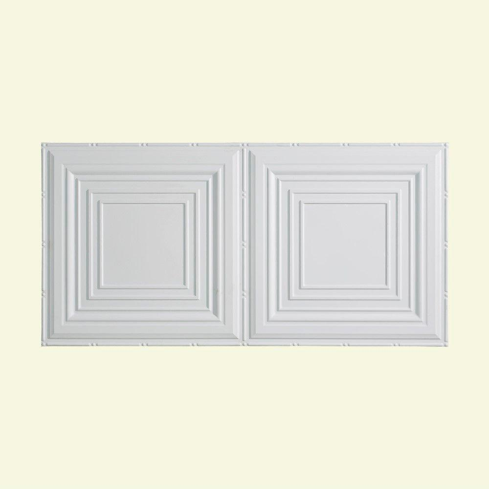 Surface mount tiles ceiling tiles the home depot glue up ceiling tile dailygadgetfo Image collections