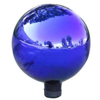 Gazing Balls Garden Decor The Home Depot Interesting Decorative Globe Balls