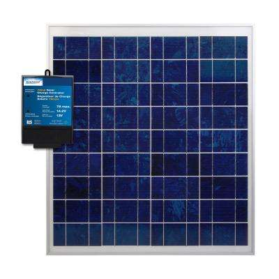 60-Watt Crystalline Solar Kit