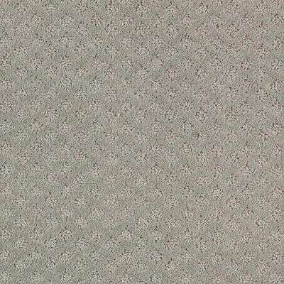 Carpet Sample - Lilypad - Color Metallic Pattern 8 in. x 8 in.