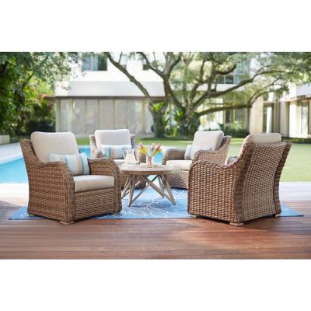 Sunbrella Outdoor Lounge Furniture