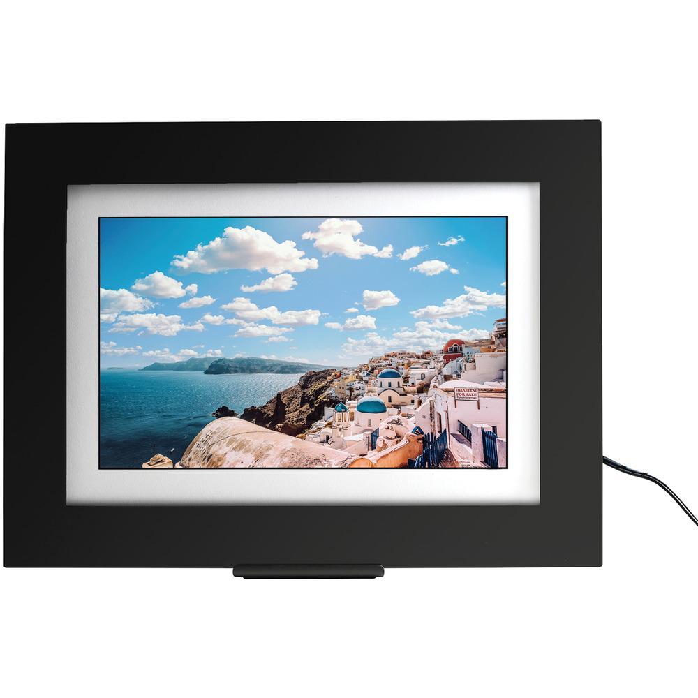 SimplySmart Home 10.1-Inch PhotoShare Social Network Frame (Dark Espresso), Black was $179.99 now $99.99 (44.0% off)