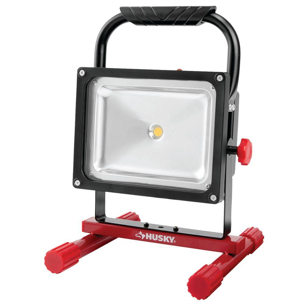 Channellock Led Rechargable Cordless Work Light Shop: 5 Ft. 1,500 Lumens Rechargeable LED Work Light-K40051