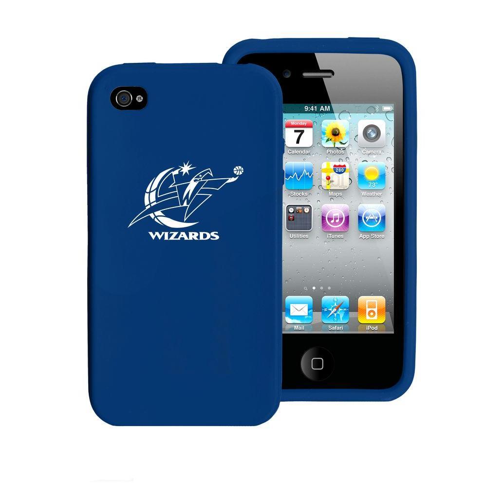 Tribeca Washington Wizards iPhone 4 Silicone Case-DISCONTINUED