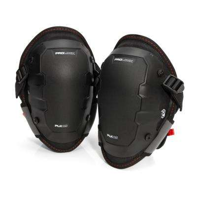 Foam Knee Pad and Hard Cap Attachment Combo Pack (2-Piece)