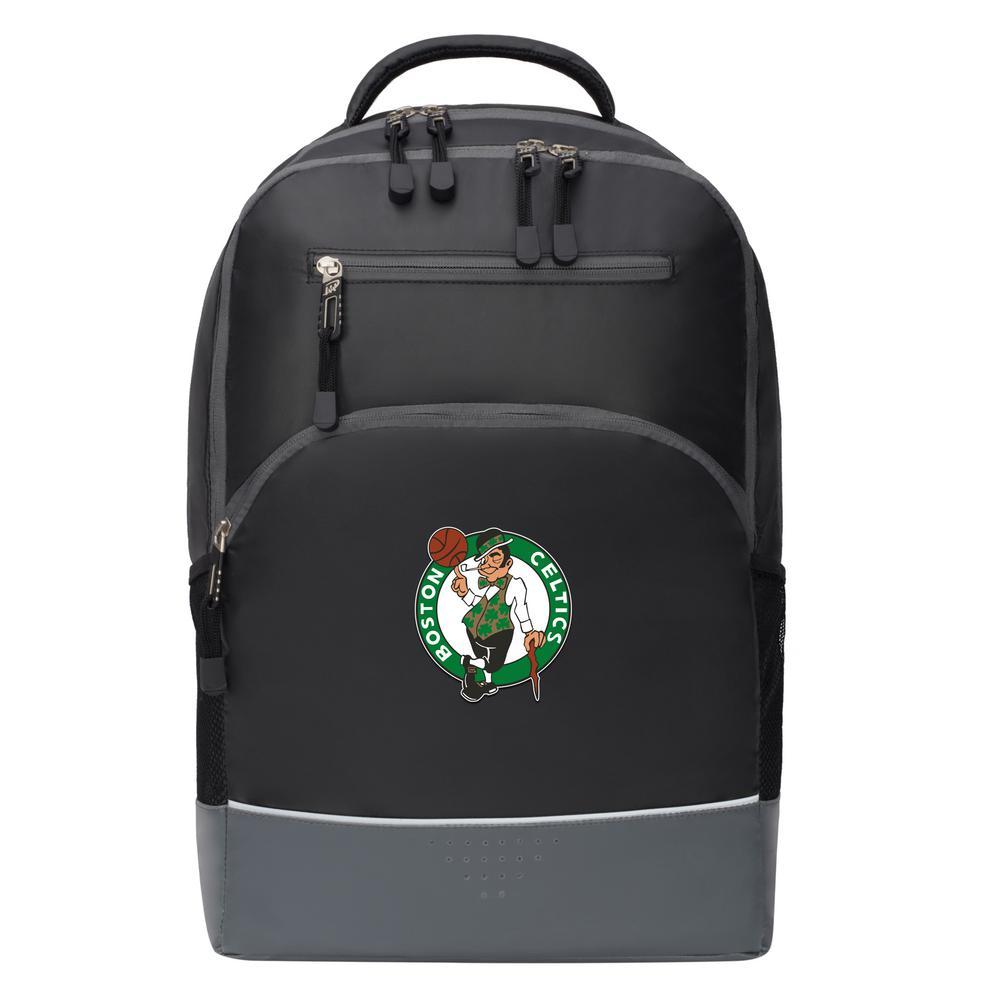 Celtics 19 in. Black Alliance Backpack