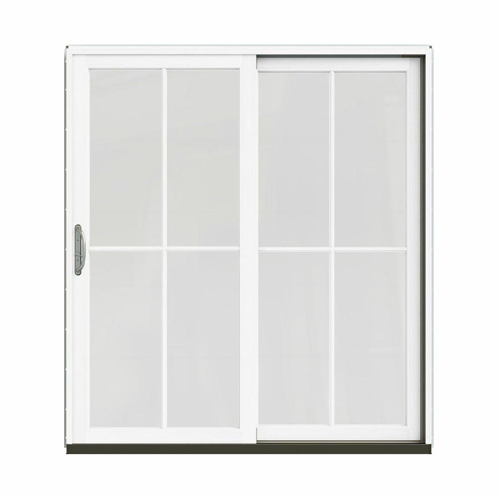 Andersen Green 72 X 80 Sliding Patio Door Right