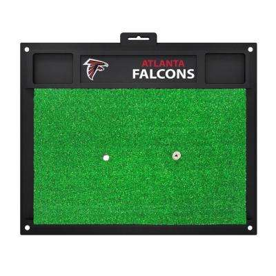 NFL Atlanta Falcons 17 in. x 20 in. Golf Hitting Mat