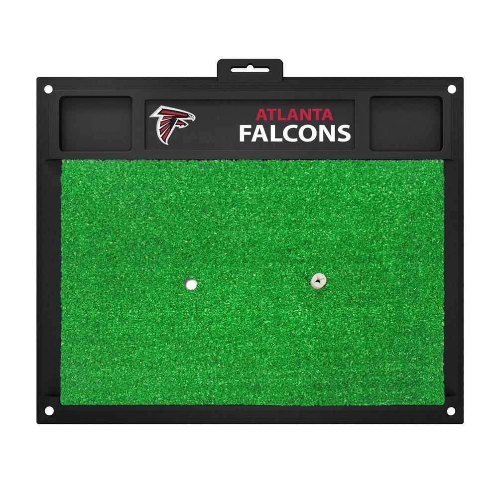 NFL Atlanta Falcons 17 in. x 20 in. Golf Hitting Mat