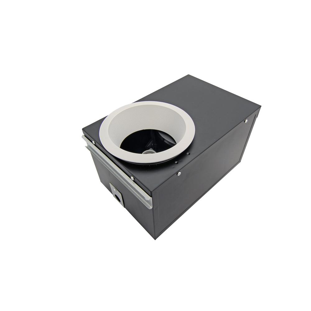 Aero pure quiet 80 cfm bathroom ceiling fan in a can with round aero pure quiet 80 cfm bathroom ceiling fan in a can with round aloadofball Choice Image