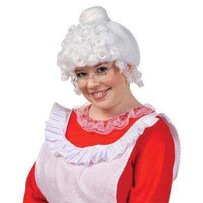 Mrs. Claus Christmas Wig