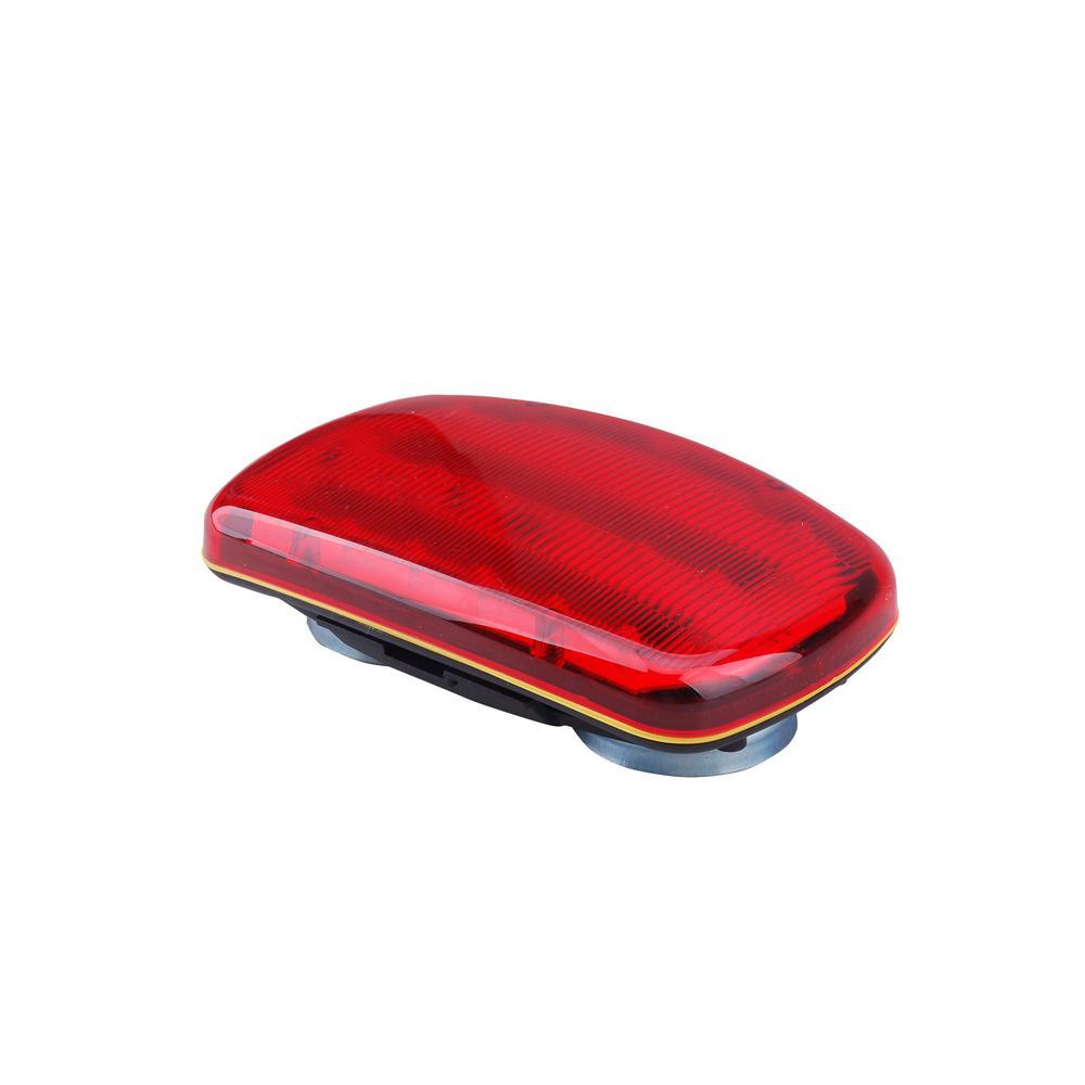 6-Volt Magnetic Red LED Safety Light