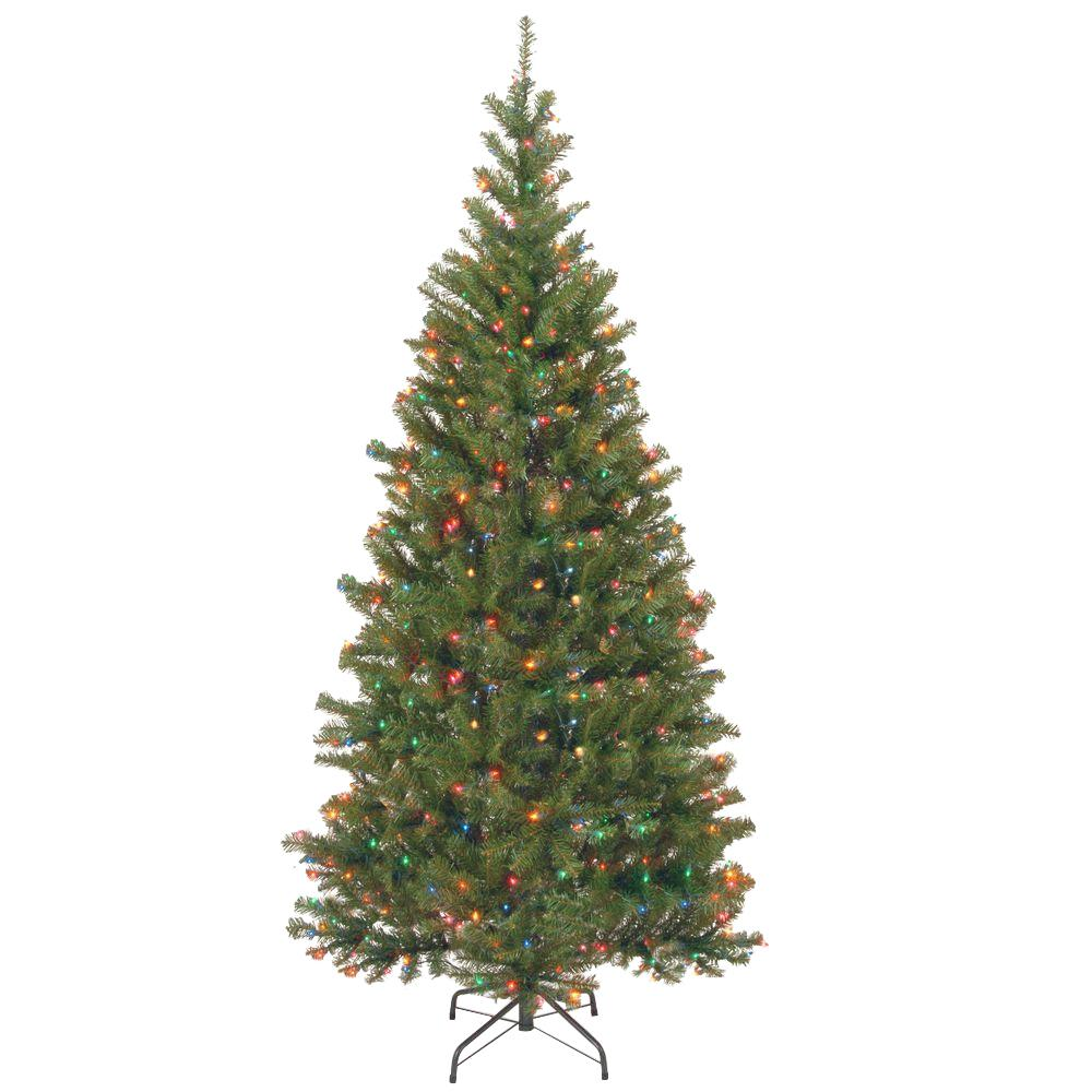 National Tree Pine Multicolor Replacement Bulbs