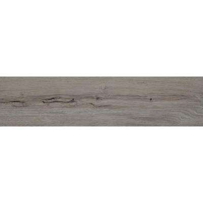 Vogue Fog 6 in. x 24 in. Glazed Porcelain Floor and Wall Tile (16 sq. ft./case)
