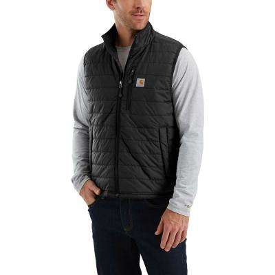 MEN'S EXTRA LARGE BLACK CORDURA NYLON GILLIAM VEST