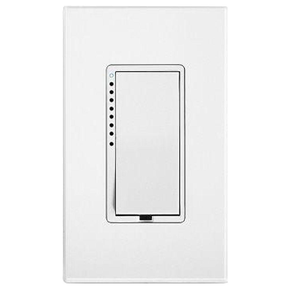 Smarthome SwitchLinc Dimmer - INSTEON Remote Control Dimmer, White-DISCONTINUED